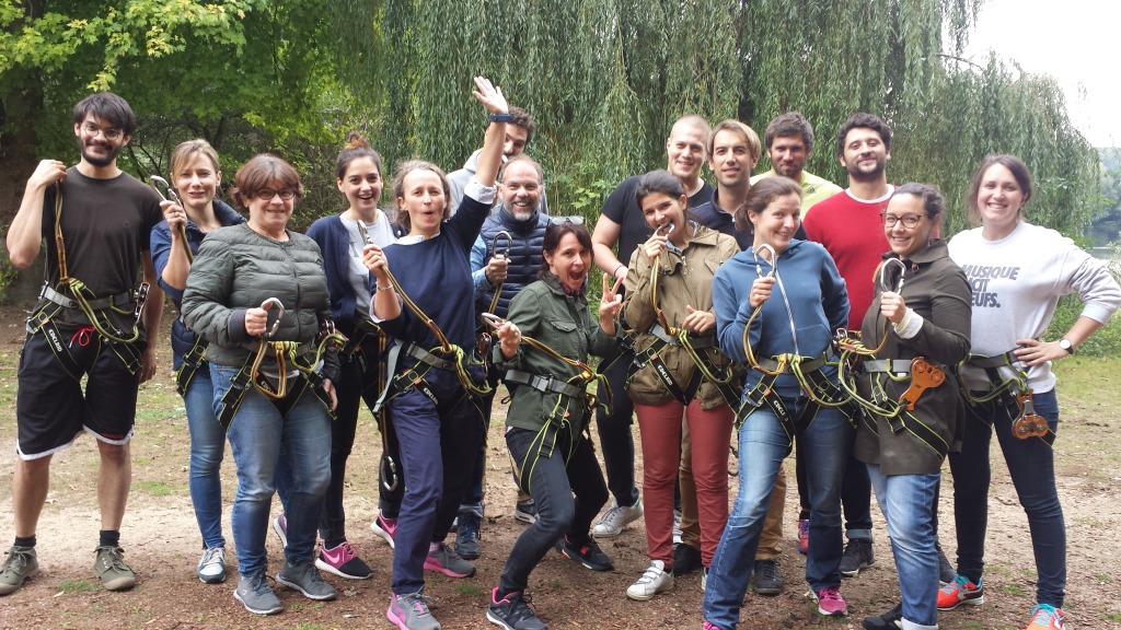 Team building Cergy